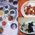 海産物豊かな食卓2